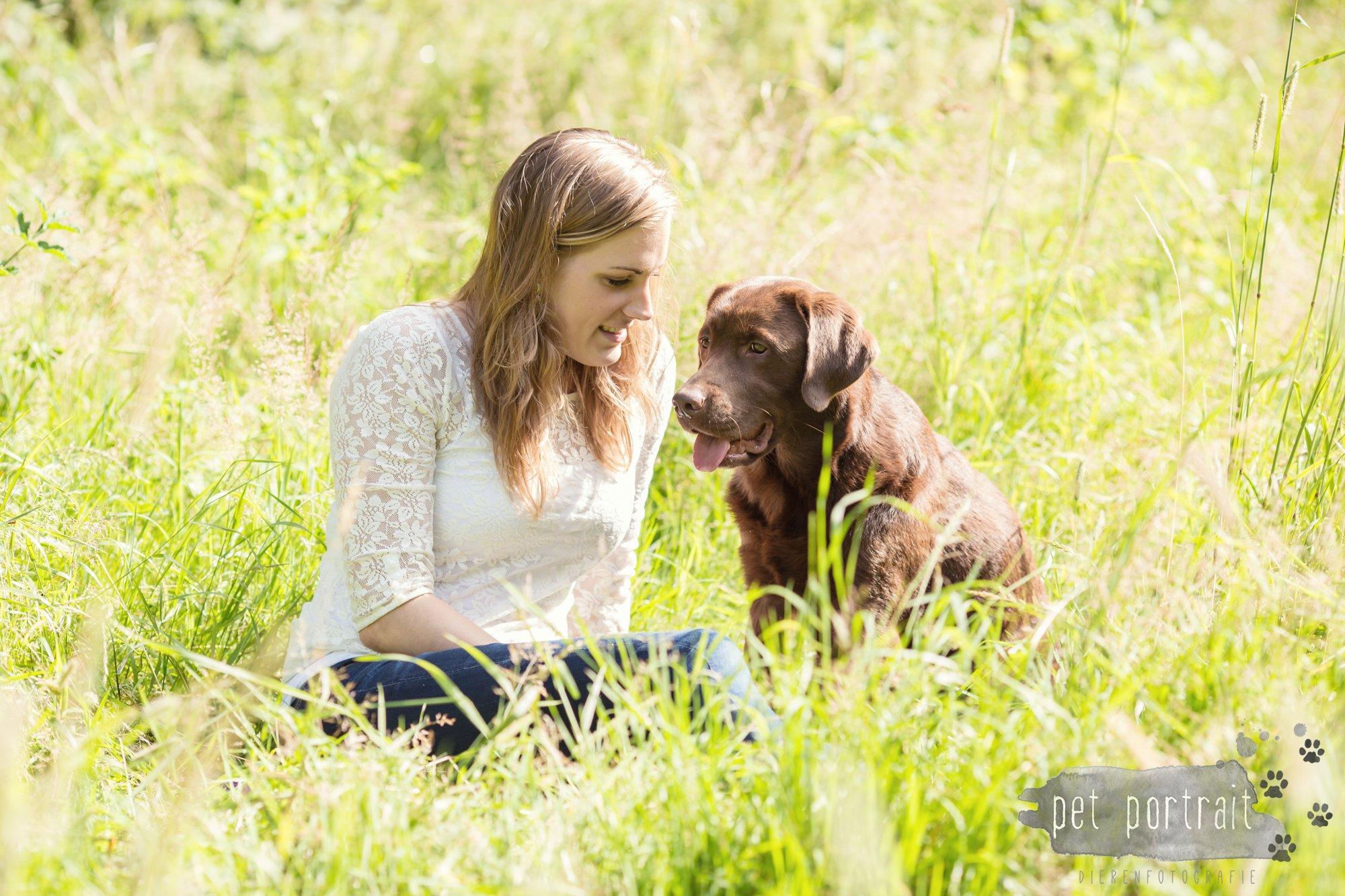 Hondenfotograaf Lelystad - Beloved Dier en Baasje fotoshoot-5