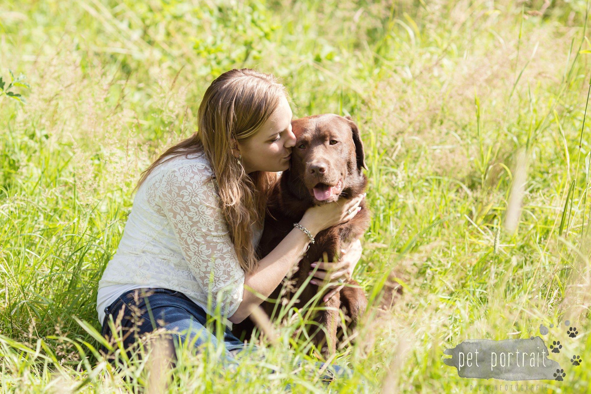 Hondenfotograaf Lelystad - Beloved Dier en Baasje fotoshoot-6