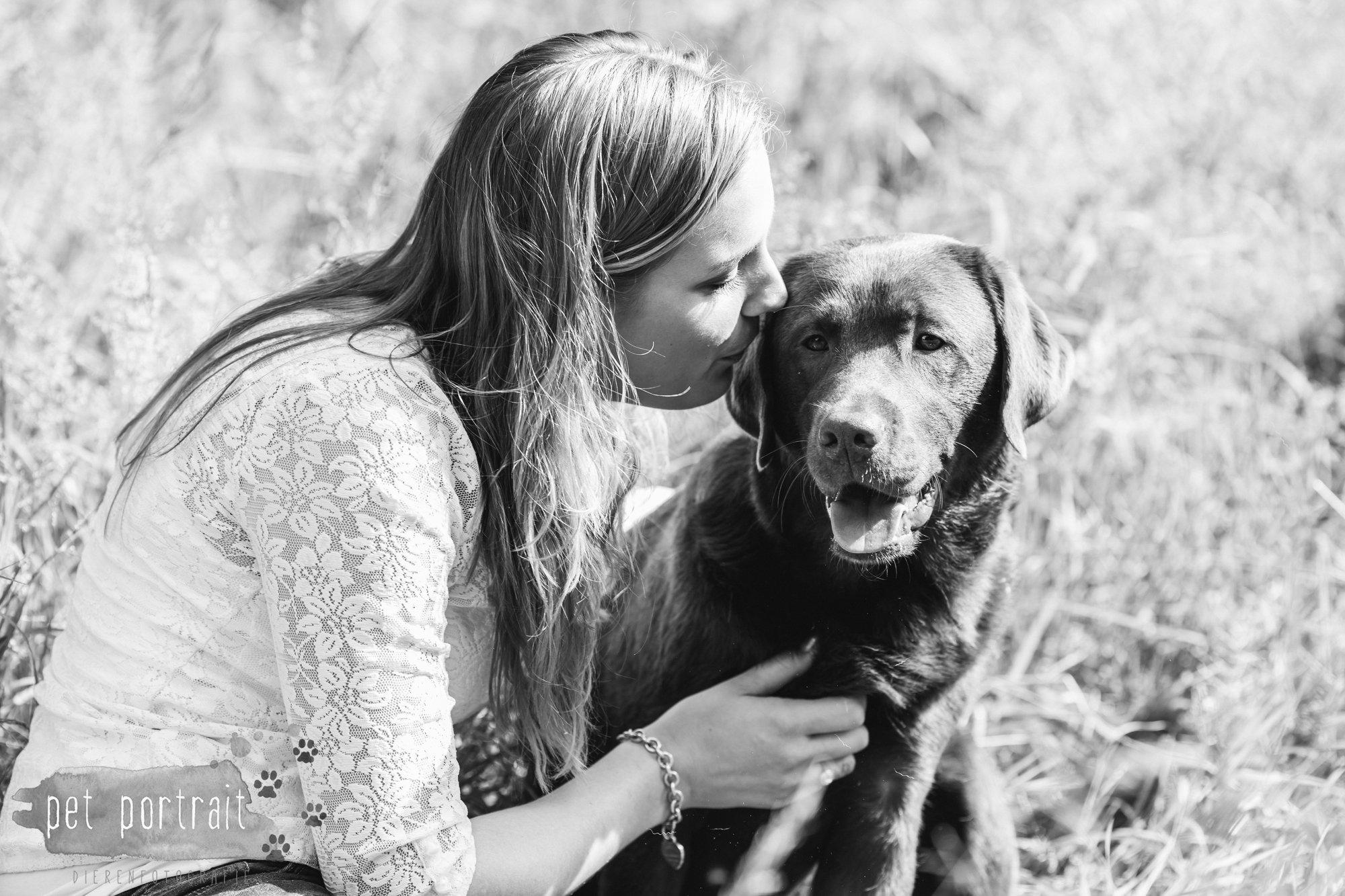 Hondenfotograaf Lelystad - Beloved Dier en Baasje fotoshoot-7