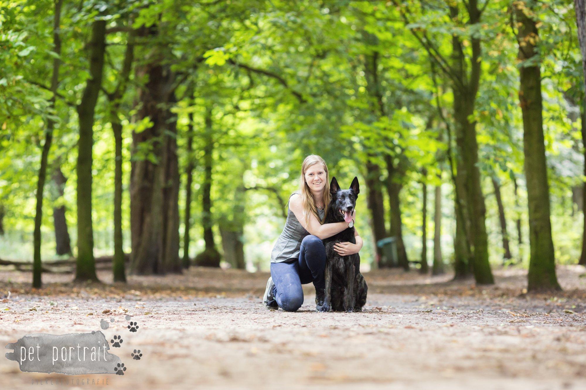 Hondenfotograaf Heemstede - Hollandse Herder en Tervuerense Herder-11