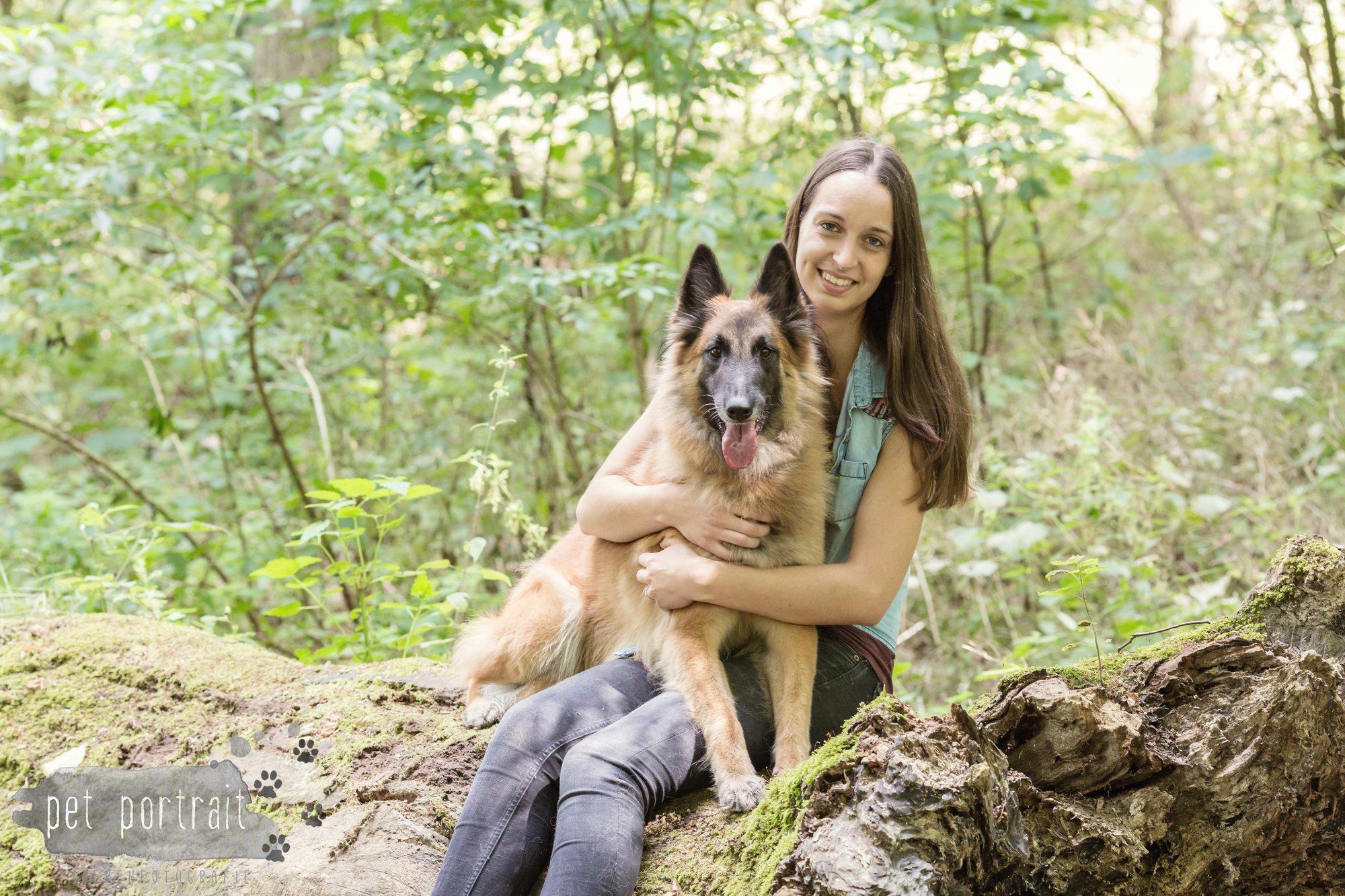 Hondenfotograaf Heemstede - Hollandse Herder en Tervuerense Herder-18
