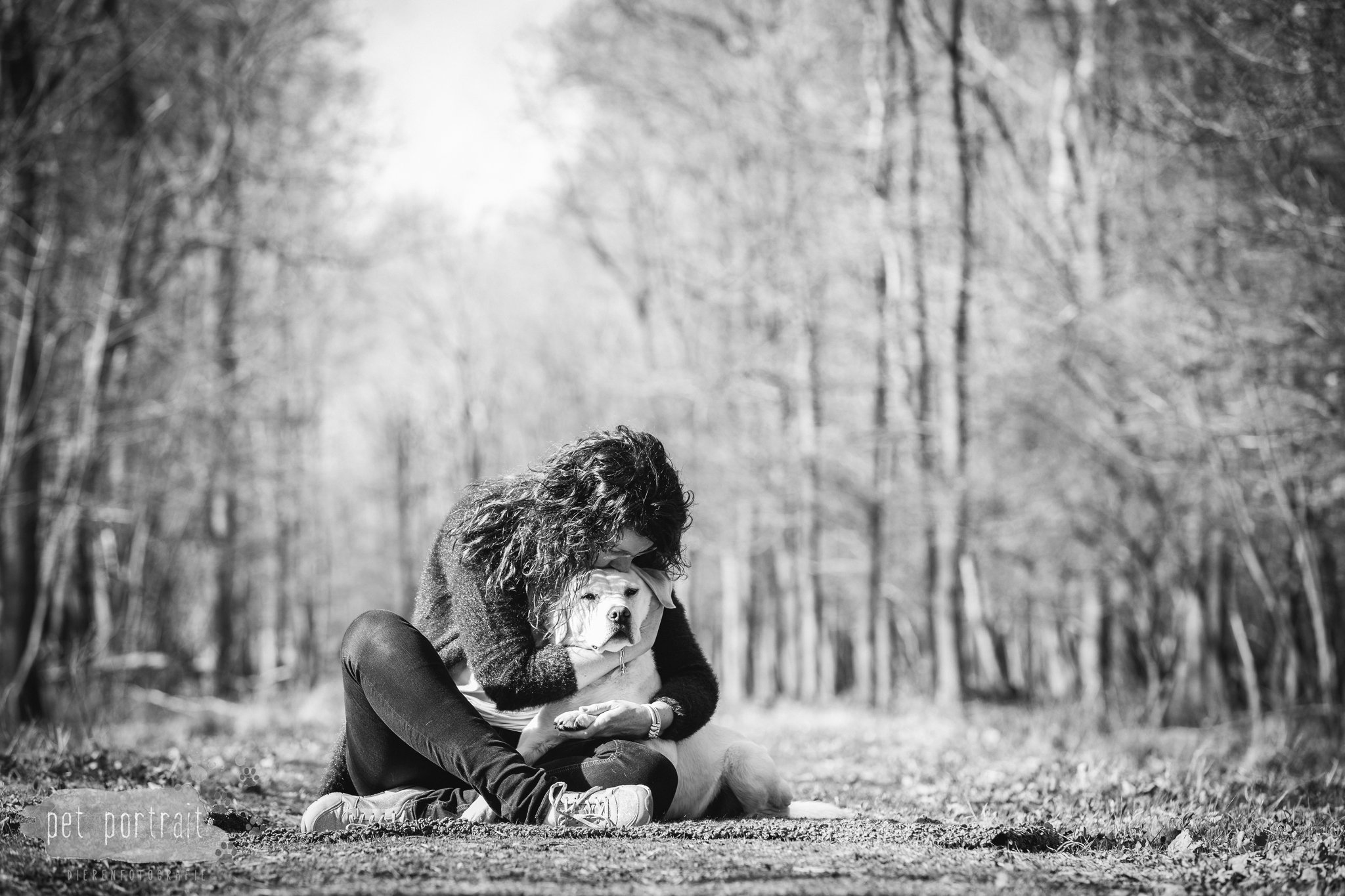 Hondenfotograaf Noordwijkerhout – Beloved Dier en Baasje fotoshoot