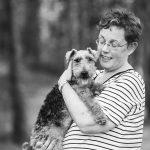 Hondenfotograaf Wassenaar - Beloved Dier en Baasje fotoshoot in de duinen